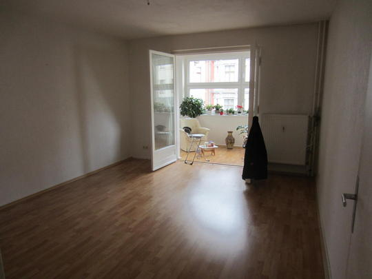 Трехкомнатная квартира (2,5 комнаты) 63 m² по улице Lübecker Str. 3