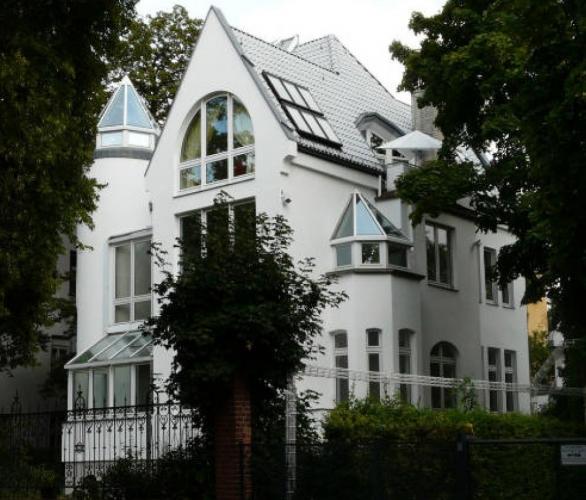 Вилла 585 м ² в районе Berlin-Grunewald по улице Koenigsallee 36