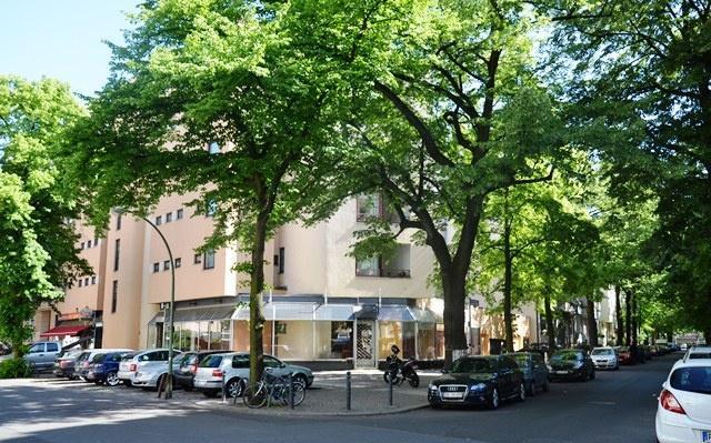 Помещение под ресторан 200 m² по улице Damaschkestraße 17